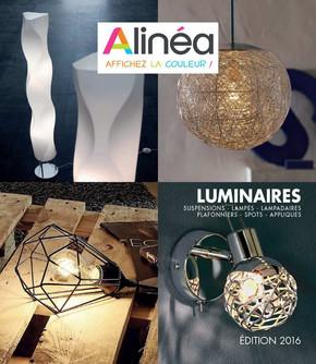 Alinea Luminaires Salon Maison Design Sibfa